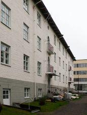 Apartamentos Aira, para trabajadores del ferrocarril, Jyväskylä (1924-1926)