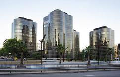 Edificios Trade, Barcelona (1966-1968)