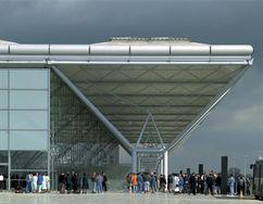 Aeropuerto de Stansted, Inglaterra (1981-1991)