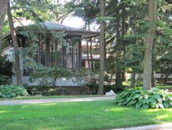 Casa Frank J. Baker, Wilmette, EE. UU.(1909)
