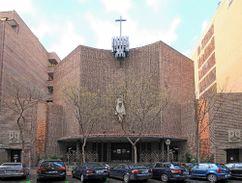 Iglesia de Nuestra Señora del Monte Carmelo, Madrid (1960-1966)