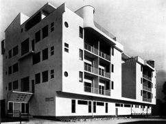 Nº 7: Edificio plurifamiliar (Adolf Rading)