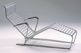 Tumbona de aluminio (1932)