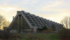 Fábrica de vidrio Thomas, Amberg (Alemania) (1967-1970)