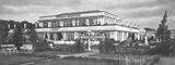 Restaurante en la Exposición del Centenario, Breslavia (1912-1913)