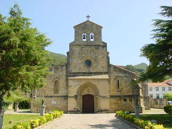 Santa María del Puerto, siglo XIII.