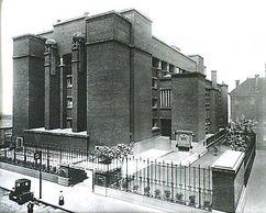 Edificio de oficinas de la Compañía Larkin, Buffalo, EE. UU.(1903-1905)