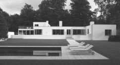 Casa Rothenborg, Klampenborg, Dinamarca (1930)