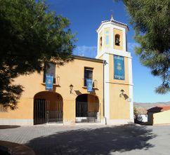 Iglesia de Nuestra Señora de las Nieves, Hondón de las Nieves (1790)