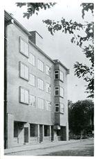 Edificio de viviendas en Bregenz (1926)