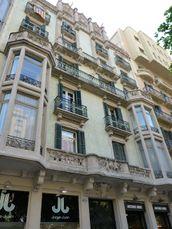 Casa Llorenç Armengol, Rambla de Catalunya 125, Barcelona (1898-1900)