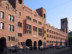 Bolsa de Comercio de Ámsterdam (1898-1903)