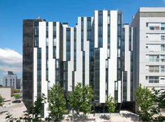 Edificio de viviendas en Vallecas, Madrid (2009-2013)