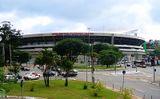 Estadio Cícero Pompeu de Toledo, Sao Paulo (1952-1960)