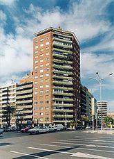 Torre de Valencia, Valencia (1957-1959)