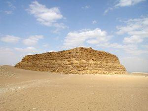 Mastaba de Shepseskaf.