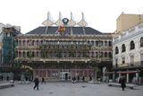 Ayuntamiento de Ciudad Real (1970), junto con Antonio Miró.