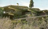 Casa Lucio Muñoz, Torrelodones (1961-1963), junto con Antonio Miró.
