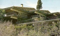 Casa Lucio Muñoz, Torrelodones (1961-1963), junto con Fernando Higueras.