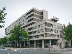 Residencia de Estudiantes en Weeperstraat, Amsterdam (1959-1966)