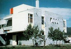 Casa Ferro, Ponteareas (1962-1977)
