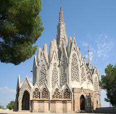 Santuario de la Virgen de Montserrat, Montferri (1926)