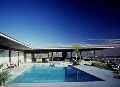 Casa Stahl (Case Study House Nº 22), 1636 Woods Dr., Los Angeles (1960)