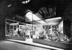 Tienda de Flores y Plantas, Lomas Virreyes, México D.F. (1951), junto con Eduardo Robles Piquer y Félix Candela