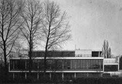 Cafetería, Universidad Libre de Berlín (1952-1953)
