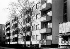 Colonia Siemensstadt, Berlín (1929-1930)