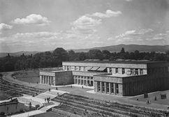 Laboratorio de I.G. Farben, Frankfurt  (1928-1930)