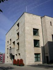 Casa Consistorial de Heerlen (1936–1942)