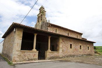Iglesia de San Jorge (Manzaneda), concejo de Gozón - 04.jpg