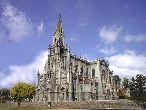 Parroquia de San Isidro de Coronado.