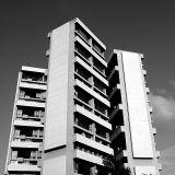 Edificio Keeling,  Bethnal Green, Londres (1954-1957)