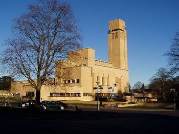Ayuntamiento de Hilversum