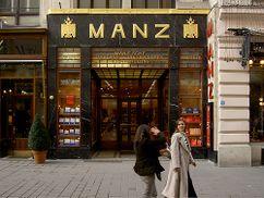 Librería Manz, Viena (1912)