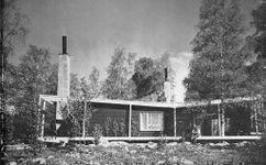 Villa Nilsson, Storvik, Stocolmo (1947-1948)