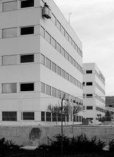 Centro de Cálculo de la Caja Postal, Madrid, (1973-1976)