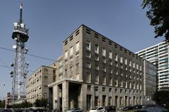 Palacio EIAR, Milán (1939)
