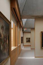Louis Kahn.Centro de Arte Británico de Yale.8.jpg
