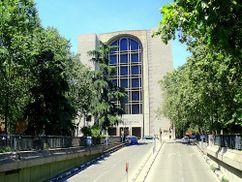 Basílica de Nuestra Señora de La Merced, Madrid (1949-1965), junto con Luis Laorga.