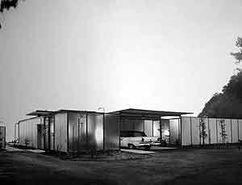 Casa Fields (Case Study House Nº 18), Beverly Hills, California, (1955–1958)