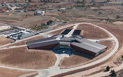 Bodegas Portia, Ribera del Duero, España (2004-2010)
