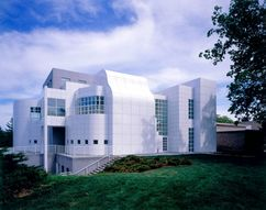 Ampliación del Centro de Arte de Des Moines, Iowa (1982-1984)