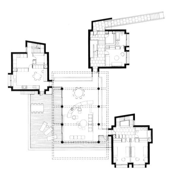 Archivo:UlrichFranzen.Casa Buttenweiser.Planos1.jpg
