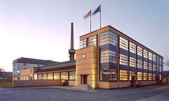 Fábrica Fagus,  Alfeld an der Leine (1910-1913)