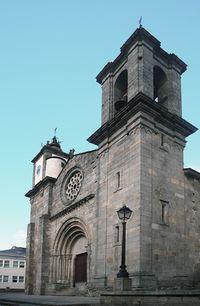 Iglesia de Santa María del Campo