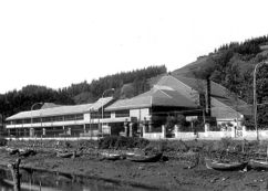Colegio María y José, Oyarzun, Guipúzcoa (1966)