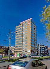 Edificio de viviendas en Ungerplein, Rotterdam (1931-1936)